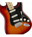 Fender Player Stratocaster Plus Top MN Aged Cherry Burst