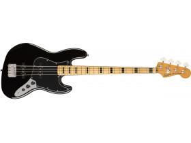 Fender Squier Classic Vibe 70s Jazz Bass MN BK