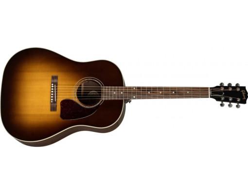 Gibson Acoustic J-15 Burst Walnut Burst