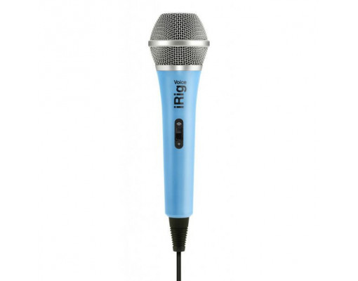 iRig Voice Blue