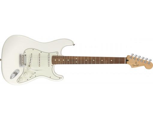Fender Player Strat PF Polar White