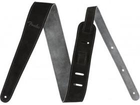 """Fender 2"""" Suede Black/Gray Reversible rem"""