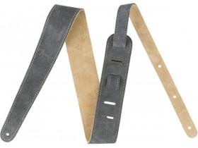 "Fender 2"" Suede Gray/Tan Reversible rem"