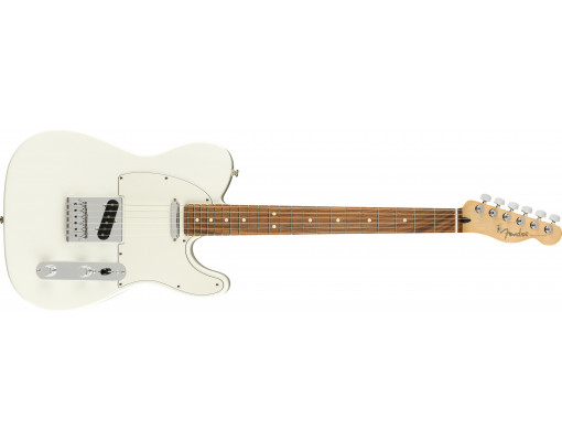 Fender Player Tele PF Polar White