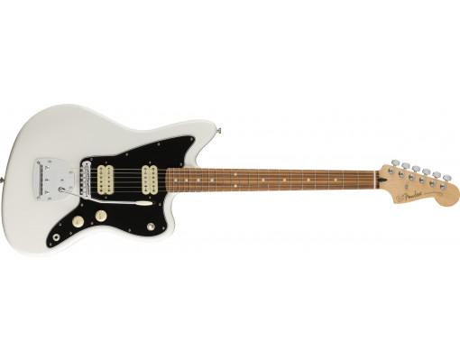 Fender Player Jazzmaster PF Polar White