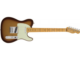 Fender AM Ultra Tele MN Mocha Burst