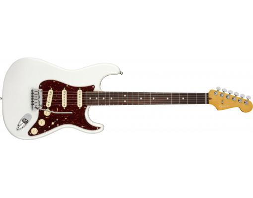 Fender AM Ultra Strat RW Arctic Pearl