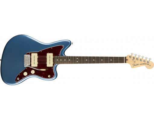 Fender AM Performer Jazzmaster RW Satin Lake Placid Blue