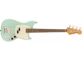 Fender Squier Classic Vibe 60s Mustang Bass LRL SFG