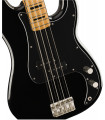 Fender Squier Classic Vibe 70s P-Bass MN BLK