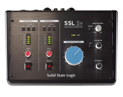 SSL 2 +
