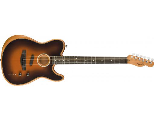 Fender AM Acoustasonic Tele SB