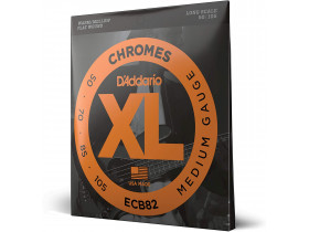 Daddario ECB82 Chromes