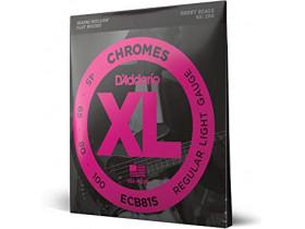 Daddario ECB81S Chromes