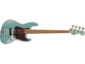 Fender 60th Ann Road Worn 60 J-Bass FMSV