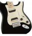 Fender Squier Contemporary Strat HH MN Black Metallic