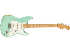Fender Road Worn 50 Strat MN Surf Green