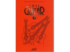 Spil guitar 1 inkl. CD