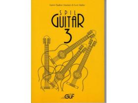 Spil guitar 3 inkl. CD