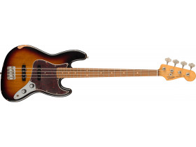 Fender 60th Ann Road Worn 60 J-Bass 3TS