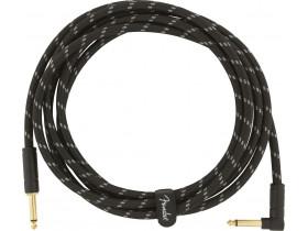 Fender DLX 3 m Black Tweed vinkel