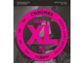 Daddario ECB81M Chromes