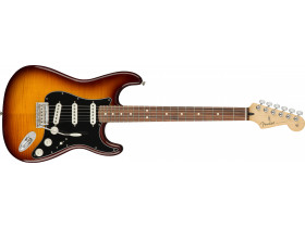 Fender Player Stratocaster Plus Top PF Tobacco Sunburst