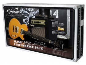 "Epiphone Les Paul Slash ""AFD"" Pack"