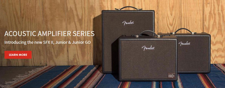 Fender Acoustic amps
