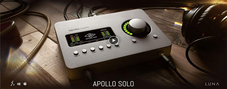Universal Audio Solo